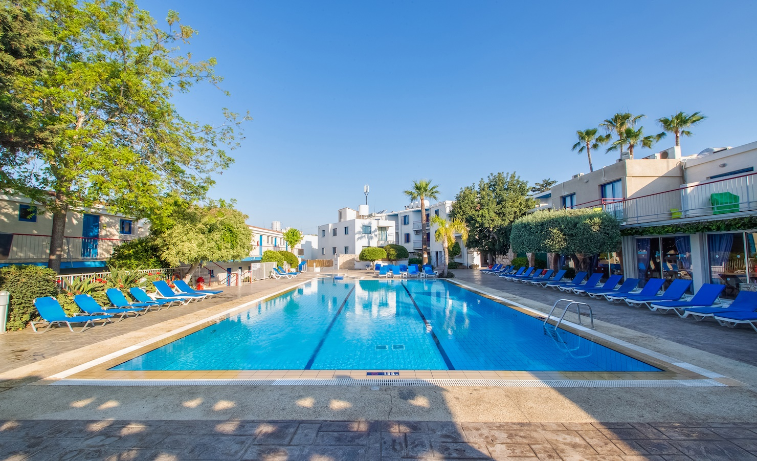 All Inclusive Sun Holidays to Green Bungalows Apartments