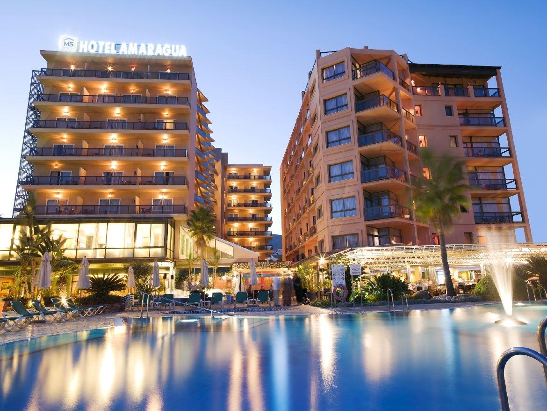 All Inclusive Sun Holidays to MS Amaragua Hotel