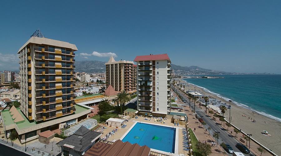 Stay at the Las Piramides Hotel, Fuengirola with Sunway