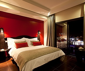 Stay at the Red Hotel, Marrakech with Sunway
