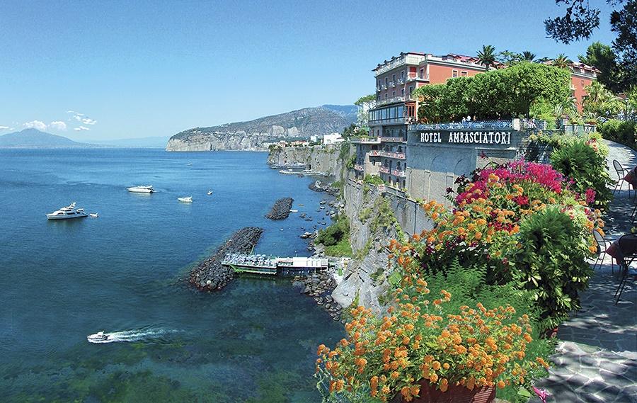 All Inclusive Sun Holidays to Grand Hotel Ambasciatori