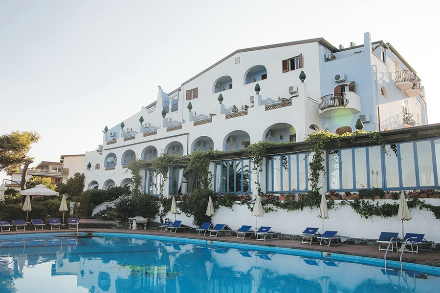 Stay at the Arathena Rocks Hotel, Giardini Naxos with Sunway