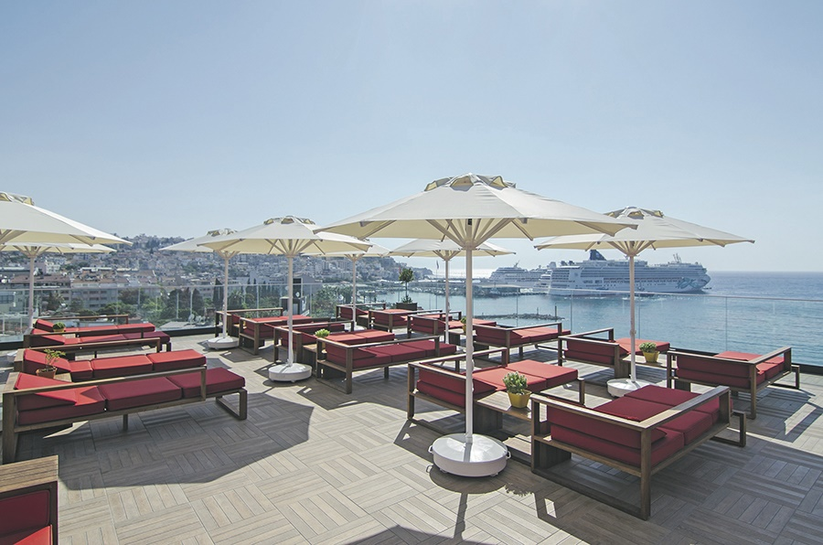 Stay at the Ilayda Avantgarde, Kusadasi with Sunway