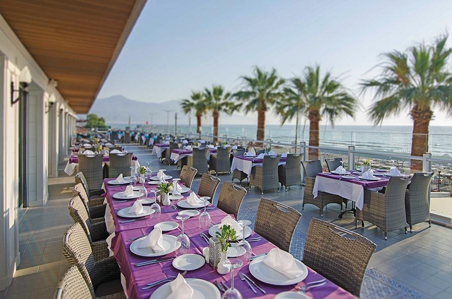All Inclusive Sun Holidays to Palm Wings Beach Resort & Spa Kusadasi