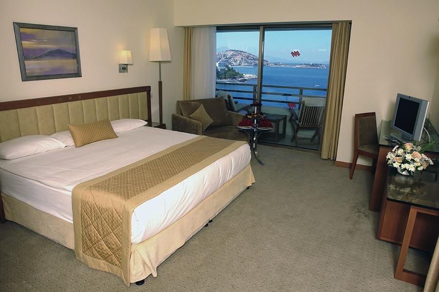 Stay at the Korumar Deluxe Hotel, Kusadasi with Sunway