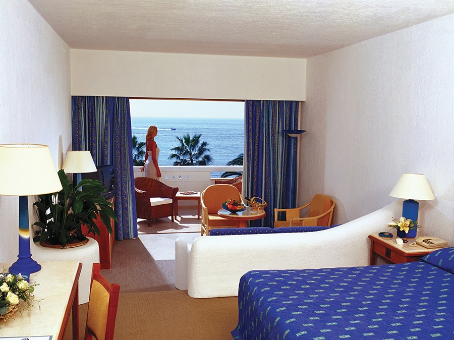 Stay at the Coral Beach Hotel & Resort, Paphos with Sunway