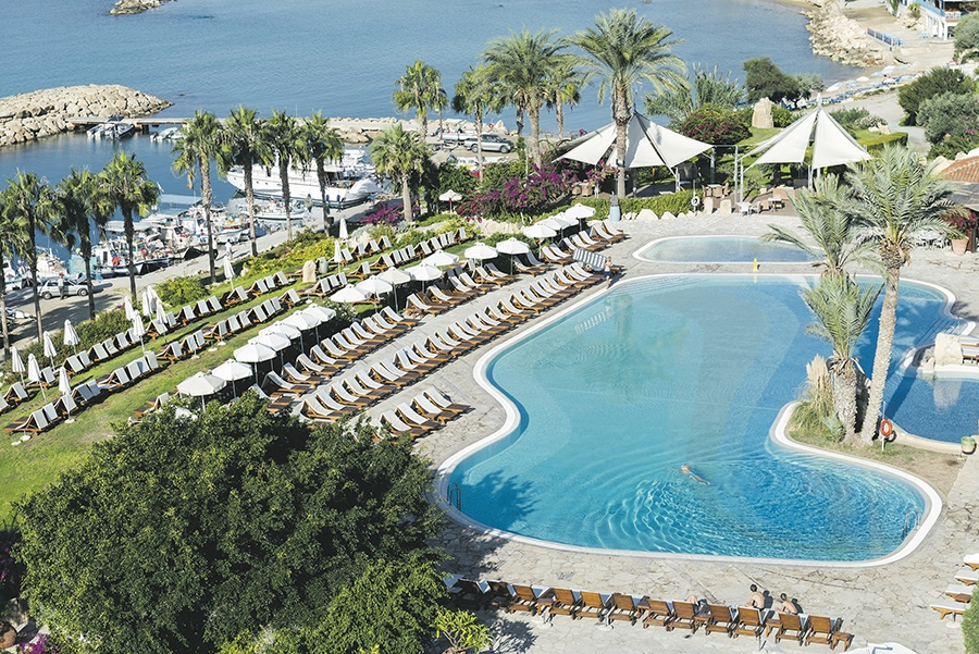 All Inclusive Sun Holidays to Coral Beach Hotel & Resort