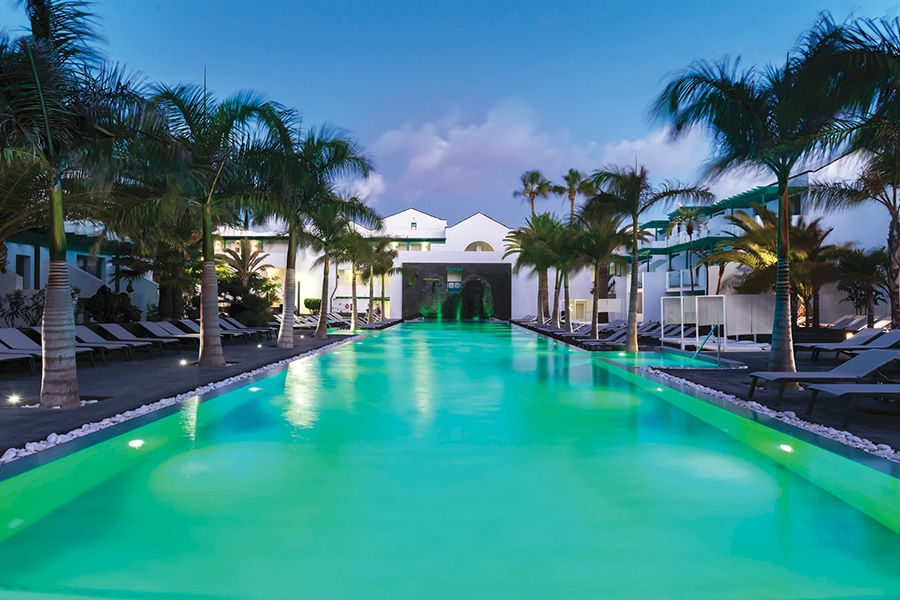 All Inclusive Sun Holidays to Barcelo Teguise Beach Hotel