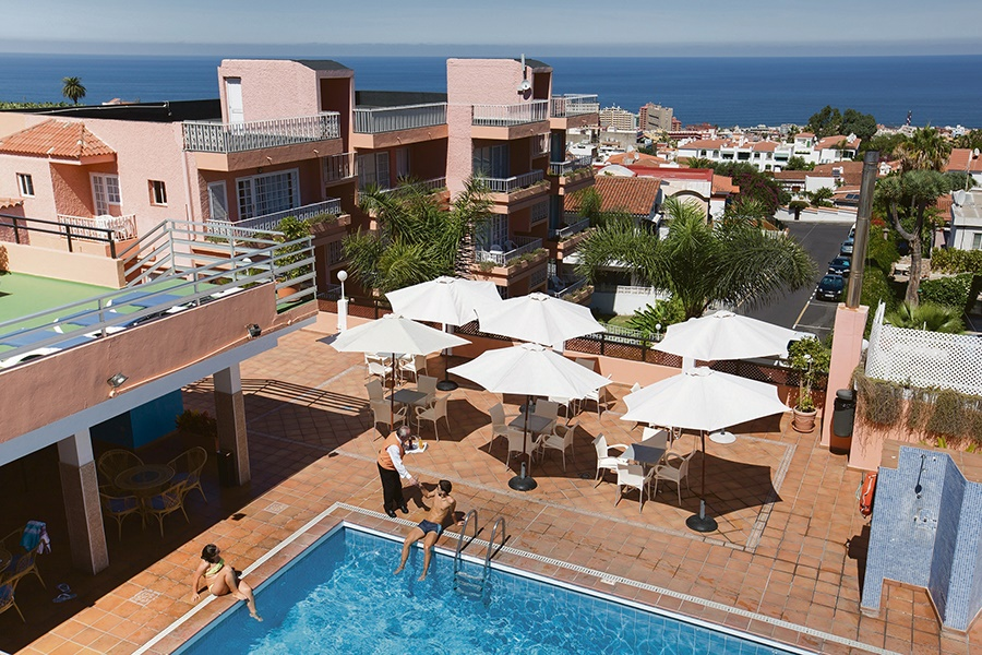 Book the Globales Acuario Hotel, Puerto de la Cruz - Sunway.ie