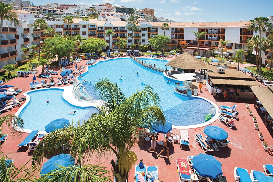 Stay at the Globales Tamaimo Tropical Aparthotel, Puerto Santiago with Sunway