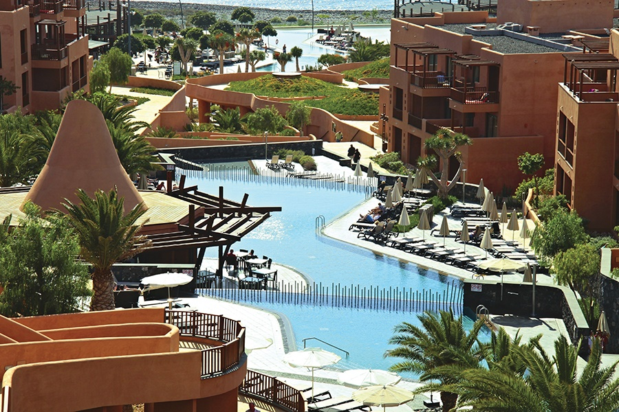 Stay at the Sandos San Blas Resort, Golf del Sur with Sunway