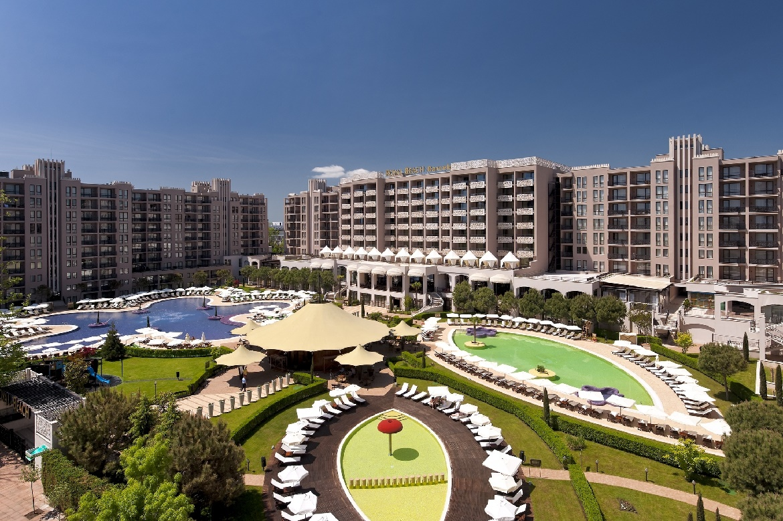 All Inclusive Sun Holidays to Barcelo Royal Beach Apartments
