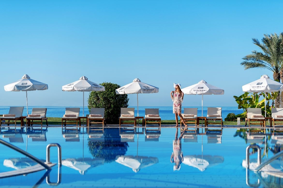 Stay at the Athena Beach Hotel, Paphos with Sunway