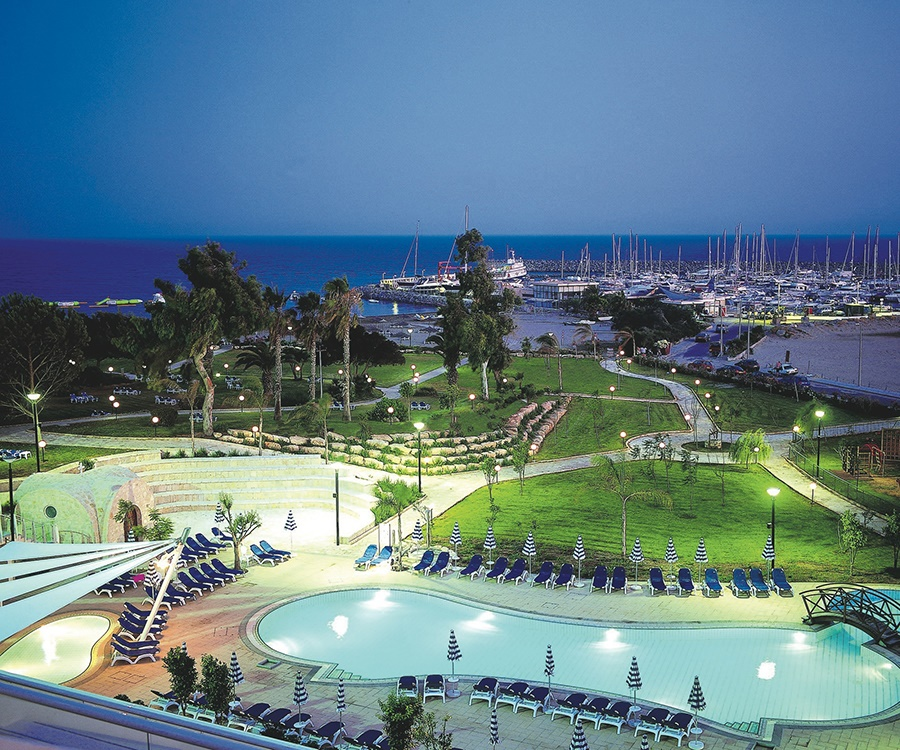 Stay at the St Raphael Resort, Limassol with Sunway