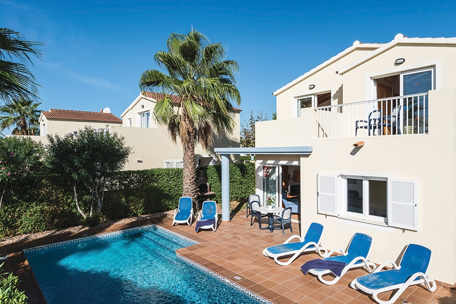 Book the Villas Amarillas, Cala Blanca - Sunway.ie