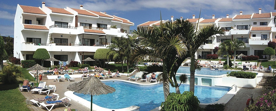 Book the HG Cristian Sur Apartments, Los Cristianos - Sunway.ie