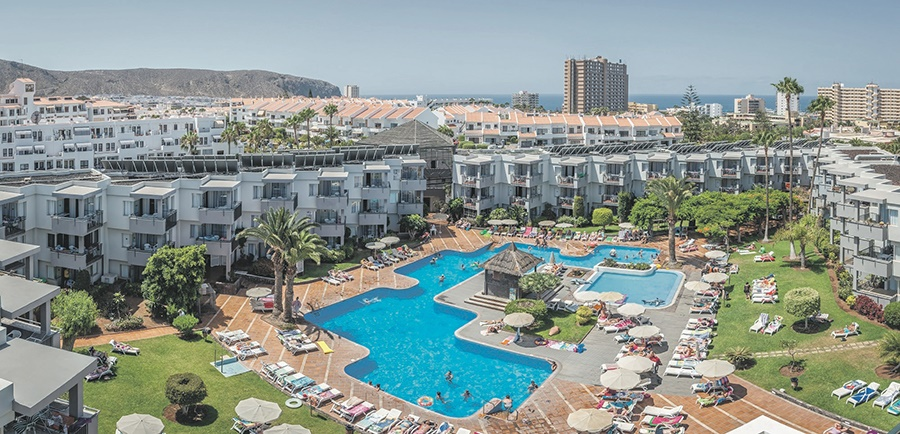 All Inclusive Sun Holidays to HG Tenerife Sur Apartments