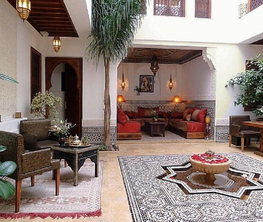 Book the 5* Lantern Riad, Marrakech - Sunway.ie