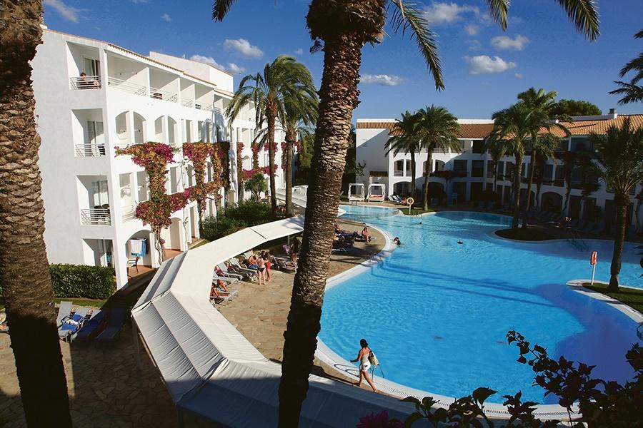 Stay at the Prinsotel Hotel & Apartments, Sa Caleta with Sunway