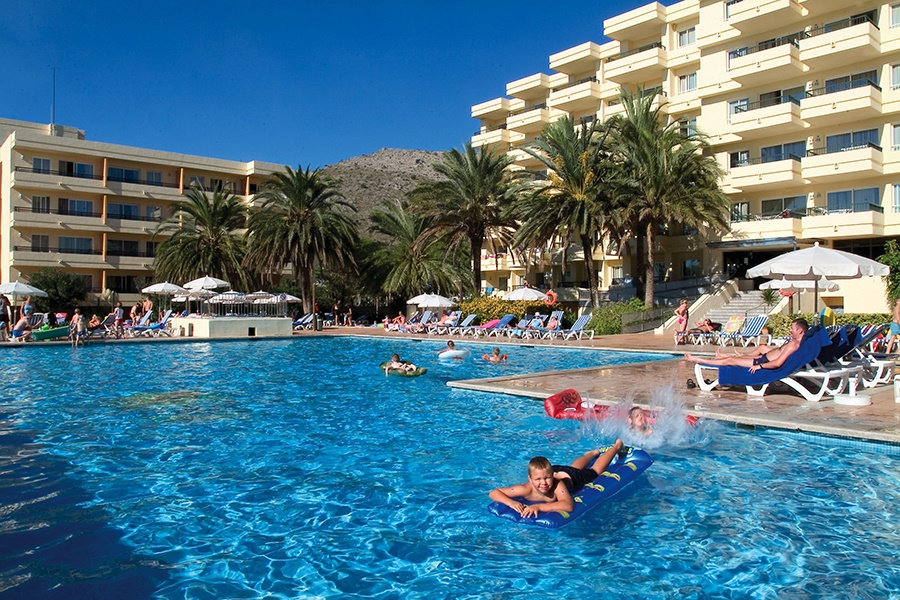 All Inclusive Sun Holidays to Bellevue Club Apartments