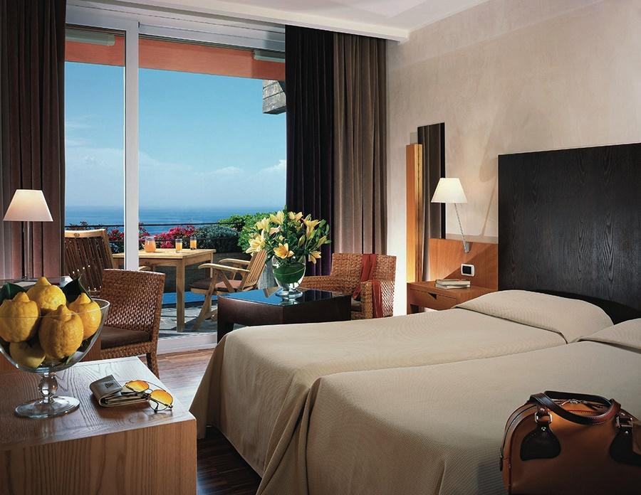 Book the Monte Tauro Hotel, Taormina - Sunway.ie