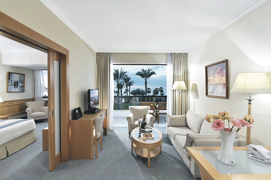 Stay at the Asimina Suites Hotel, Paphos with Sunway