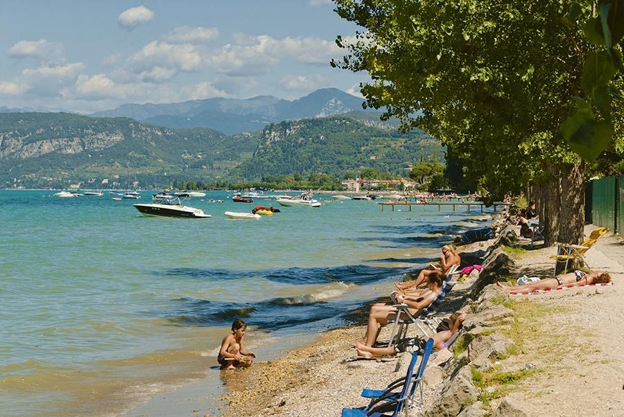 Stay at the Camping Cisano & San Vito, Bardolino with Sunway