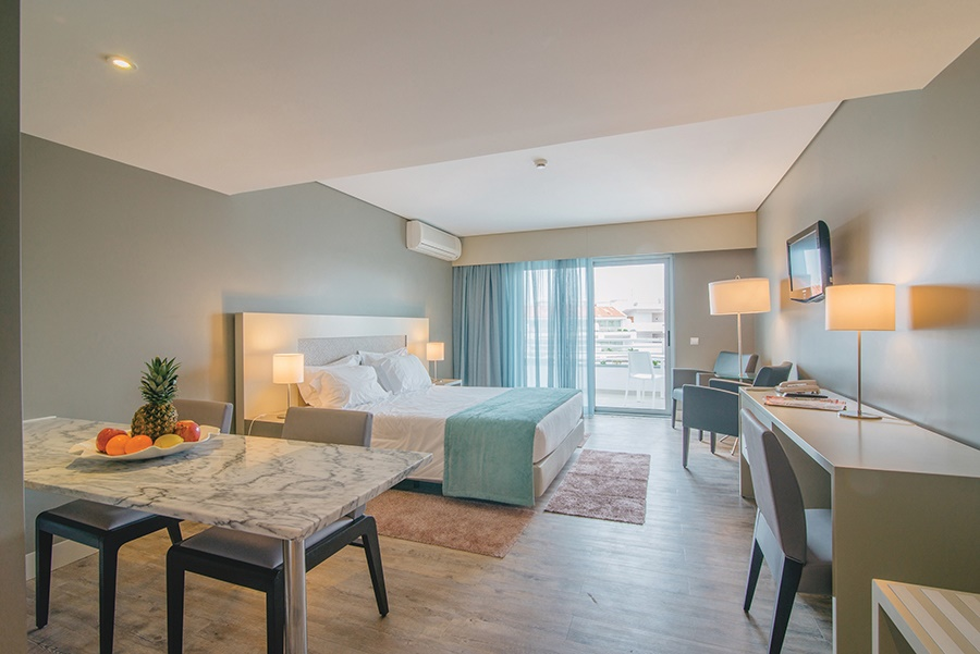 Stay at the Aqualuz Apartments, Lagos with Sunway