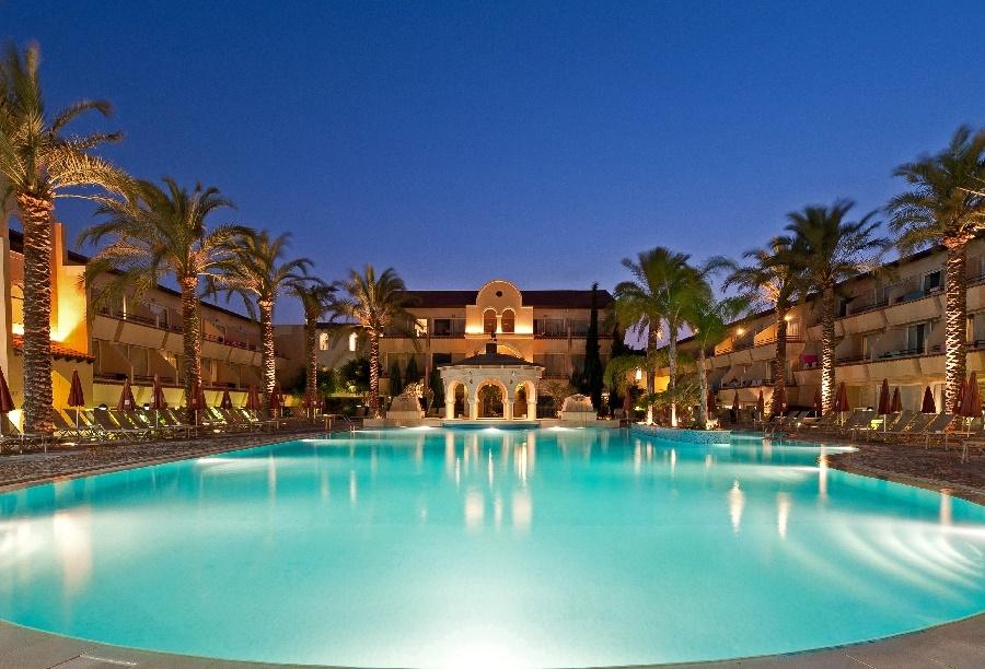 All Inclusive Sun Holidays to Napa Plaza Hotel