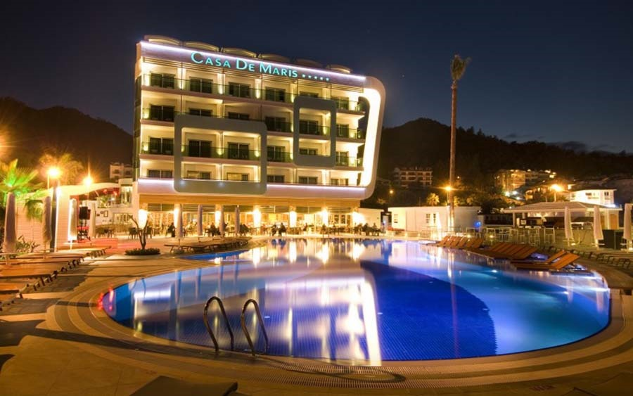 Stay at the Casa De Maris, Marmaris with Sunway