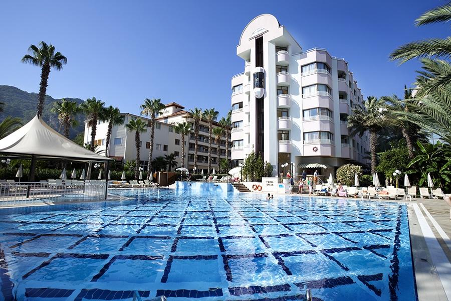 Book the Aqua Hotel, Icmeler - Sunway.ie