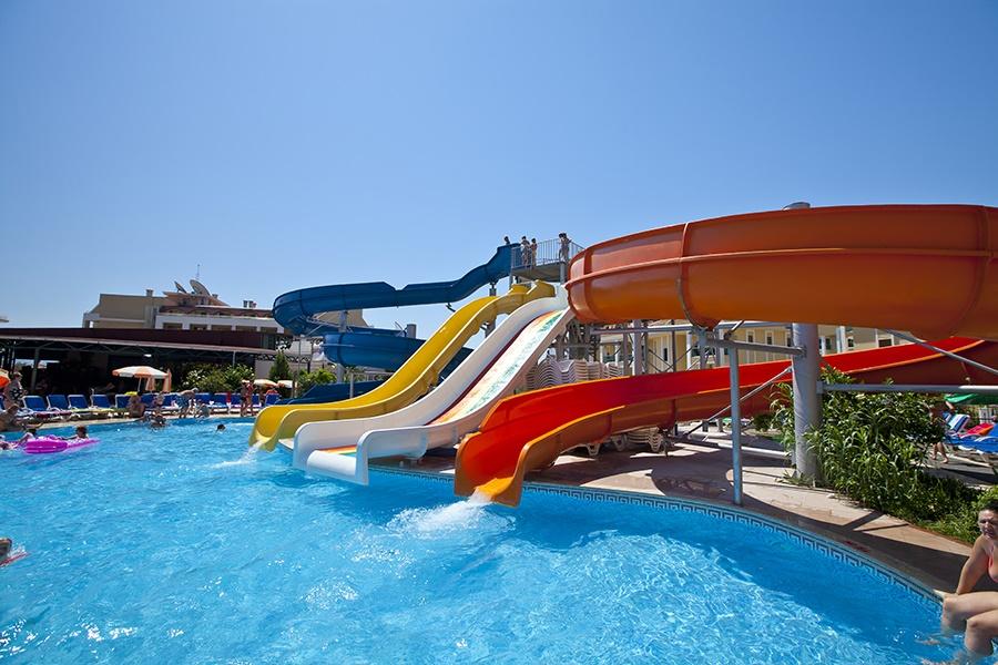 All Inclusive Sun Holidays to Green Nature Diamond Hotel