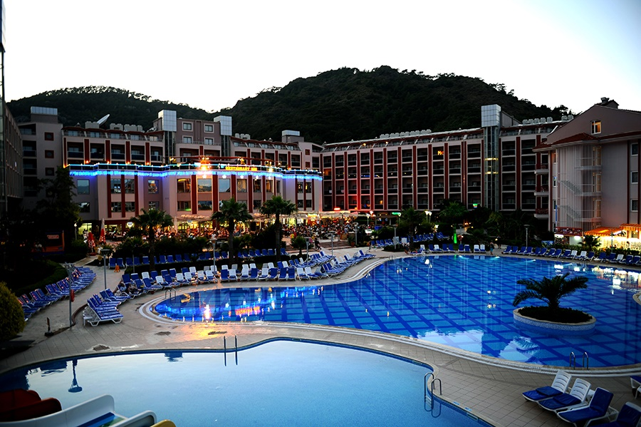 All Inclusive Sun Holidays to Green Nature Resort and Spa Hotel