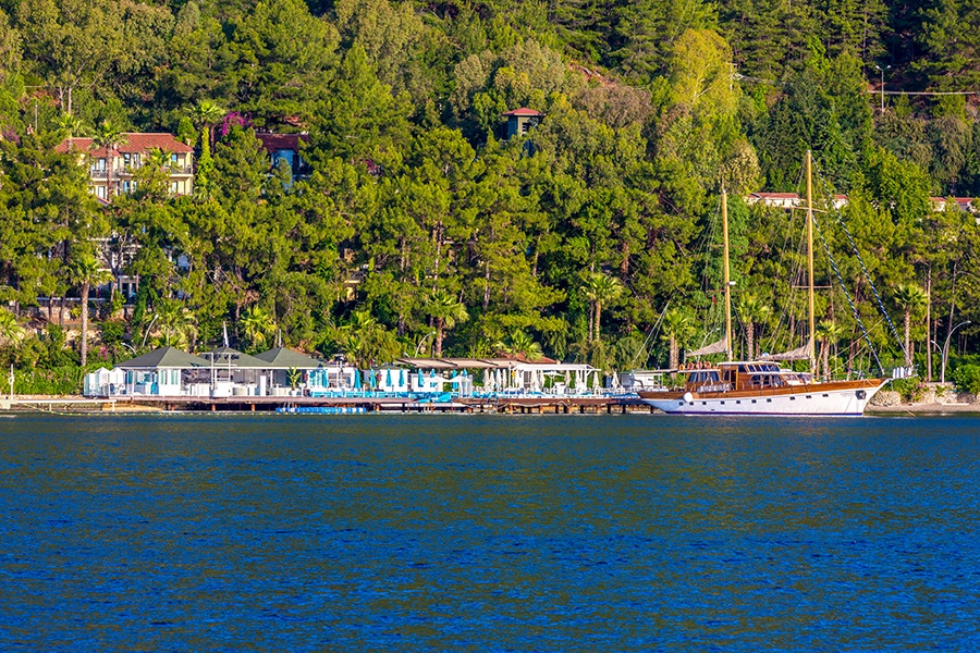 Stay at the Grand Yazici Marmaris Palace, Icmeler with Sunway