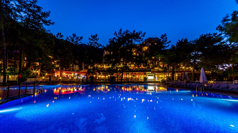 All Inclusive Sun Holidays to Grand Yazici Marmaris Palace
