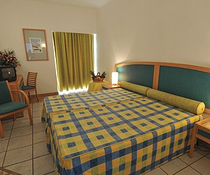 Stay at the Carvoeiro Sol Hotel, Carvoeiro with Sunway