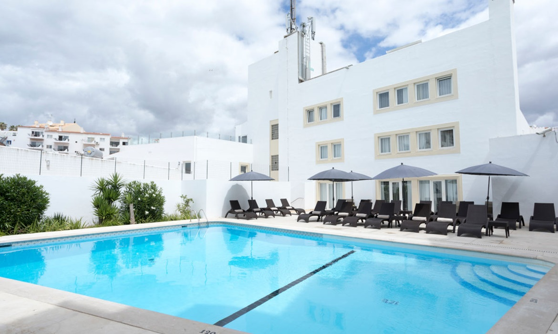 All Inclusive Sun Holidays to Carvoeiro Plaza Hotel