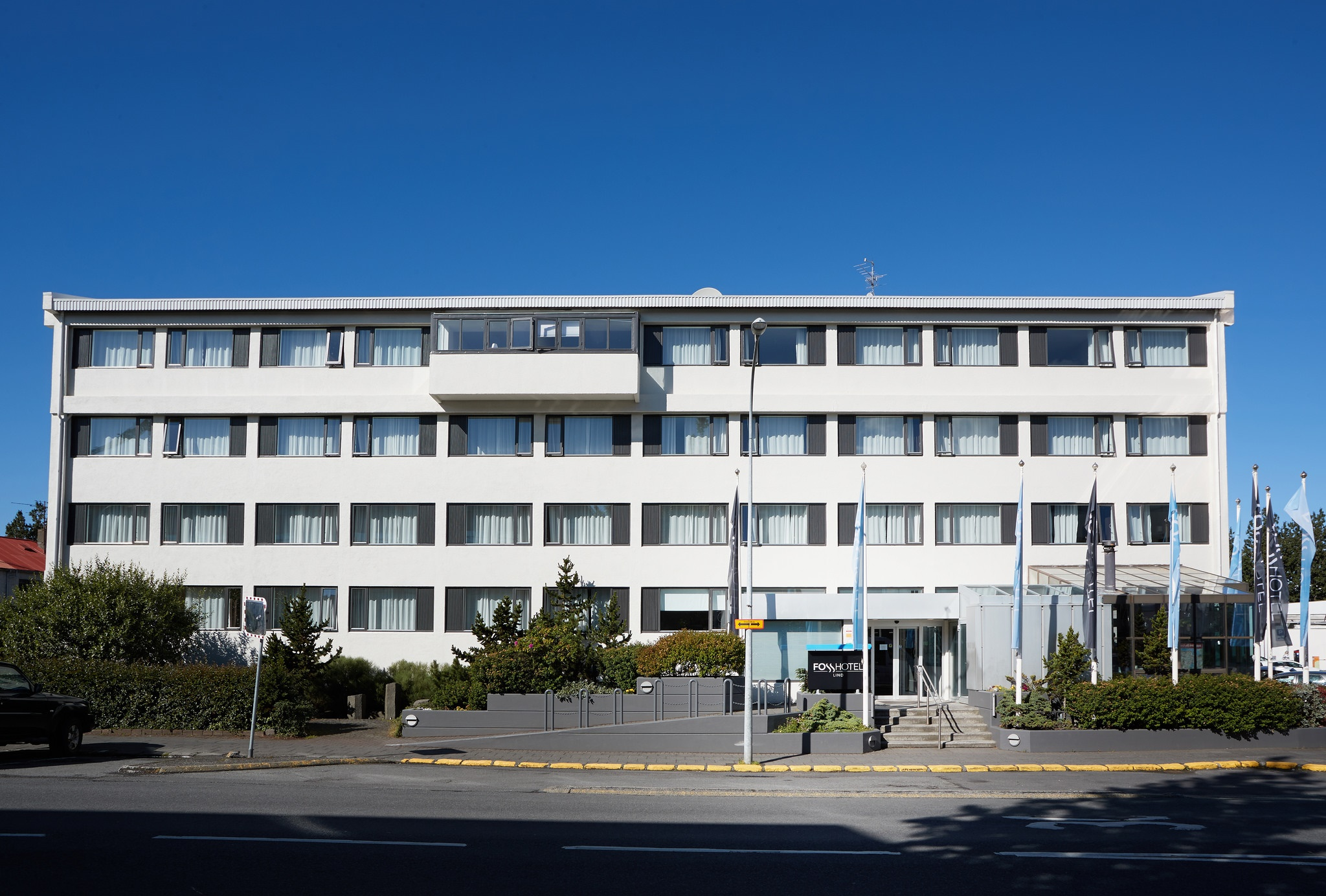 Stay at the Fosshotel Lind, Reykjavik with Sunway