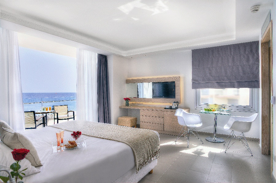 Stay at the Royal Apollonia Beach Hotel, Limassol with Sunway