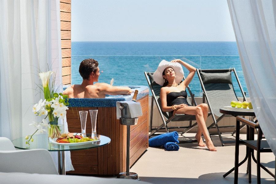 Book the Royal Apollonia Beach Hotel, Limassol - Sunway.ie