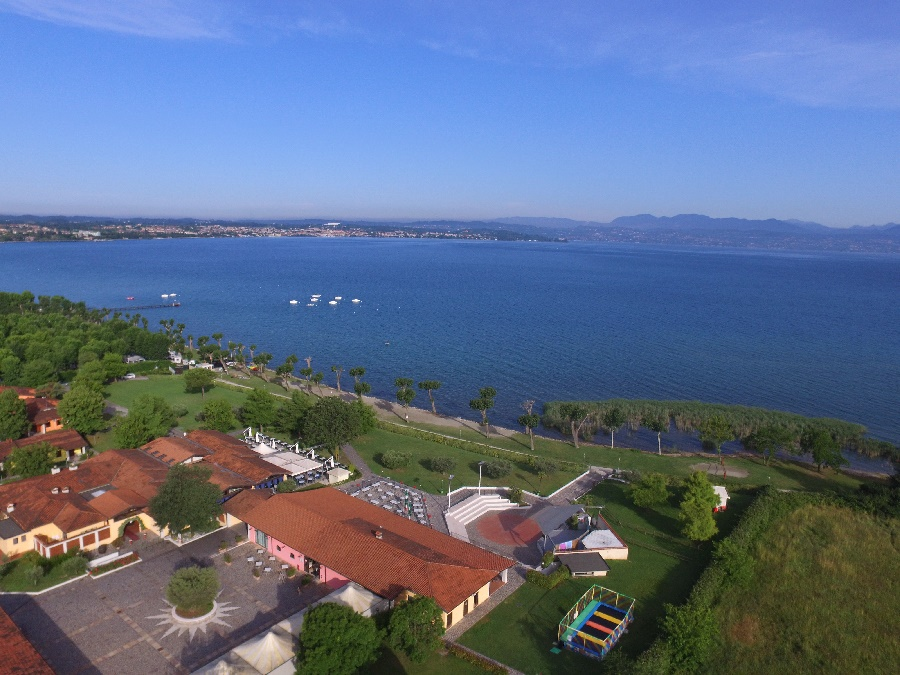 Stay at the Garda Village, Sirmione with Sunway