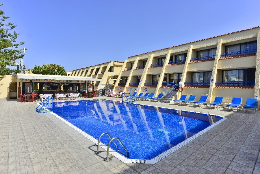 All Inclusive Sun Holidays to Napa Prince Hotel Apartments