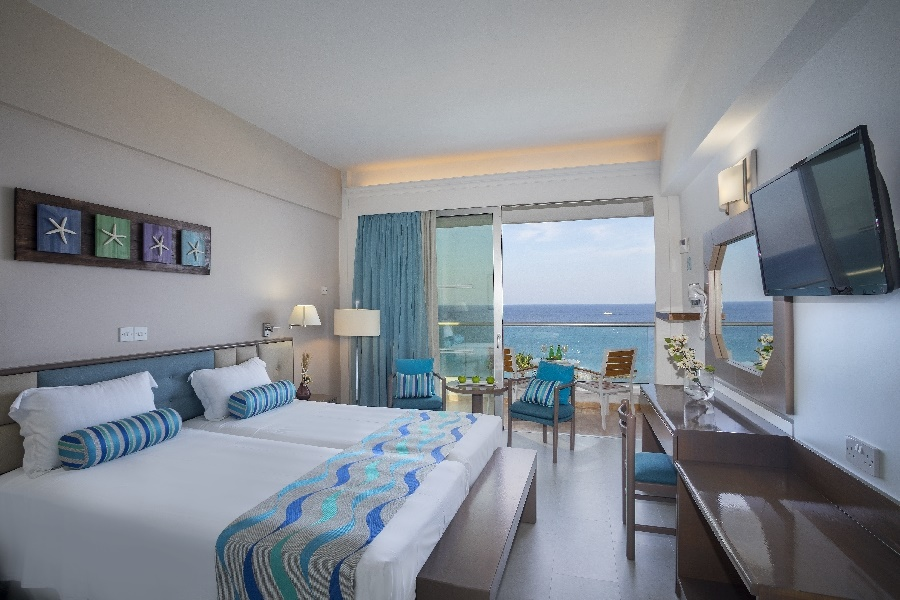Stay at the Cavo Maris Beach Hotel, Protaras with Sunway