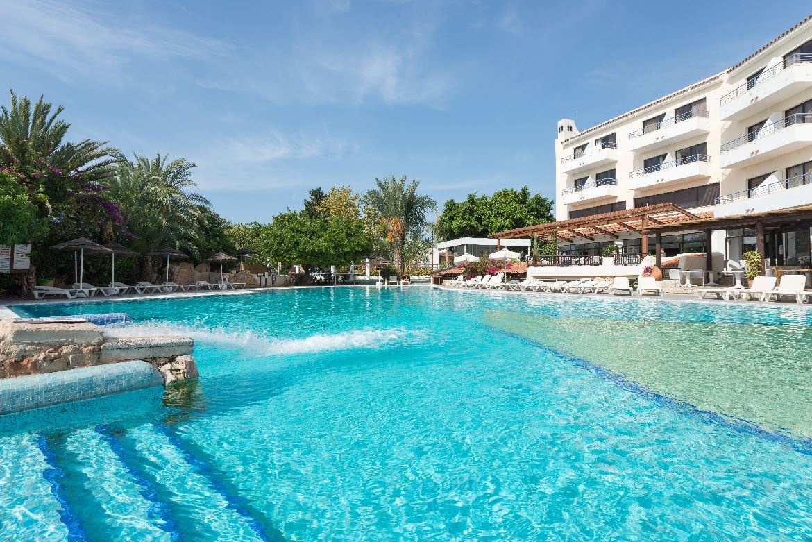 All Inclusive Sun Holidays to Paphos Gardens Holiday Resort