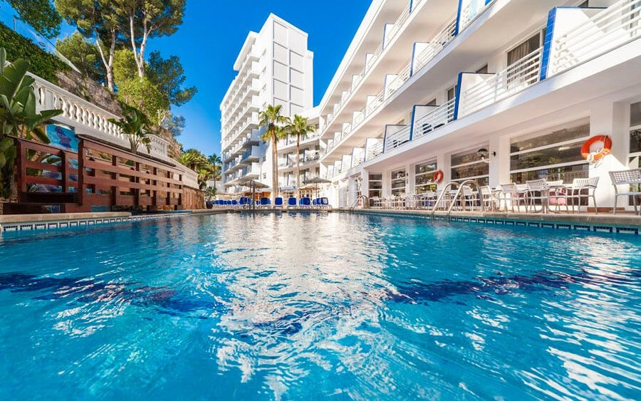 All Inclusive Sun Holidays to Globales Palmanova Palace Hotel