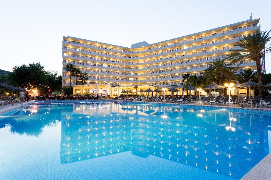 All Inclusive Sun Holidays to Cabot Pollensa Park Spa