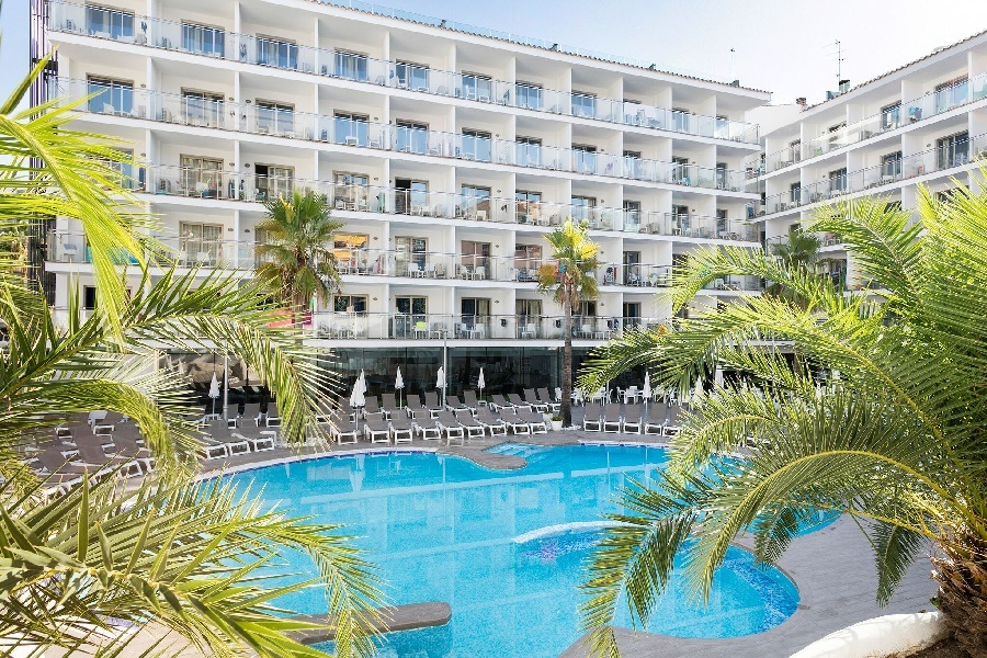 Stay at the Best San Francisco Hotel, Salou with Sunway