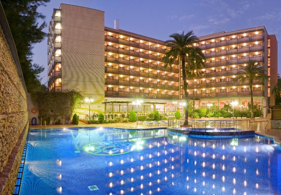All Inclusive Sun Holidays to Eurosalou Hotel & Spa