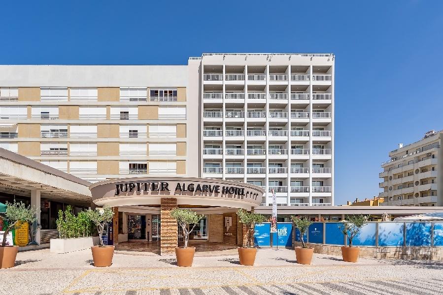 All Inclusive Sun Holidays to Jupiter Algarve Hotel