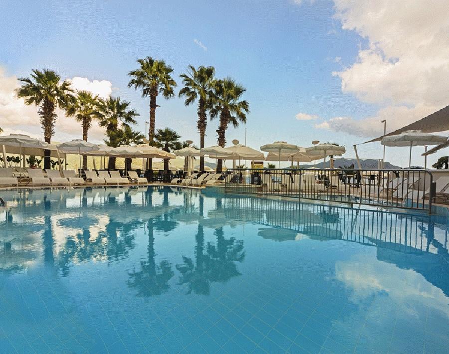 All Inclusive Sun Holidays to Poseidon Hotel